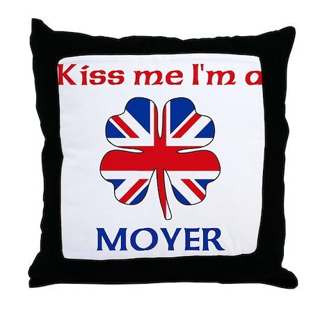 Moyer Family Throw Pillow