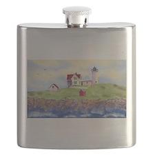 Nubble Lighthouse Flask