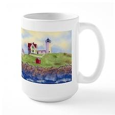 Nubble Lighthouse Mug