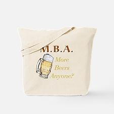 MBA Beers Tote Bag