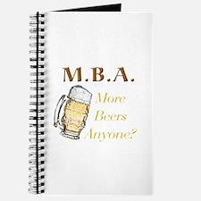 MBA Beers Journal