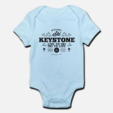 Keystone Old Ivy Black Body Suit