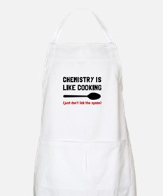 Chemistry Cooking Apron