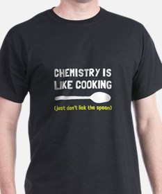 Chemistry Cooking T-Shirt