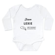 TEAM LEXIE Body Suit