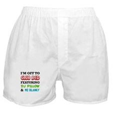 Club Bed Boxer Shorts
