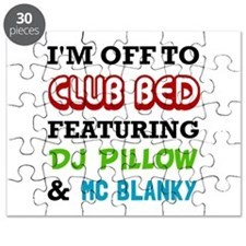 Club Bed Puzzle