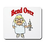 Favorite Nurse Design Mousepad