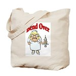 Favorite Nurse Design Tote Bag