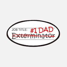 Job Dad Exterminator Patches