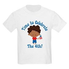 4th of July Boy T-Shirt