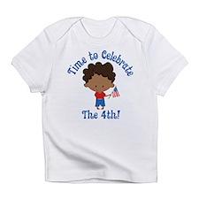 4th of July Boy Infant T-Shirt