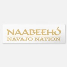 Navajo Nation Bumper Bumper Bumper Sticker