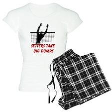 Setters Take Big Dumps Pajamas
