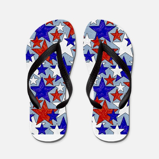 American Star Flip Flops