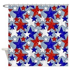American Star Shower Curtain