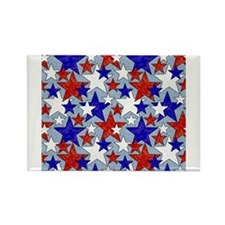 American Star Rectangle Magnet (100 pack)