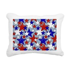 American Star Rectangular Canvas Pillow