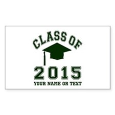 Class Of 2015 Graduation Decal