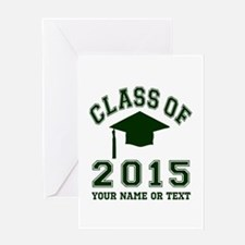 Class Of 2015 Graduation Greeting Card