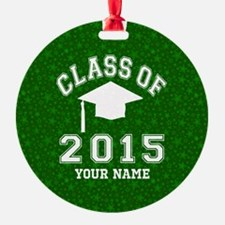 Class Of 2015 Ornament