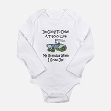 tractorgrandpab Body Suit