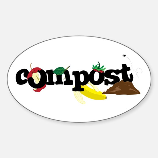 Compost Bumper Stickers
