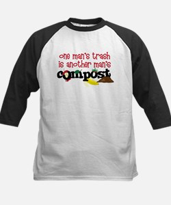 One mans trash is another mans Compost Baseball Je