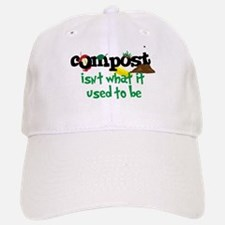 Compoct isNt what it used to be Baseball Baseball Baseball Cap
