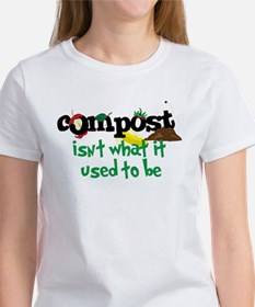 Compoct isNt what it used to be T-Shirt