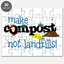make compost not landfills ! Puzzle