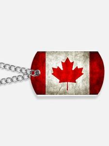 Canada Dog Tags