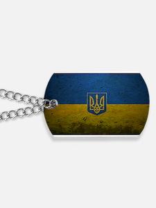 Ukraine Dog Tags