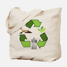 Recycle Logos Tote Bag