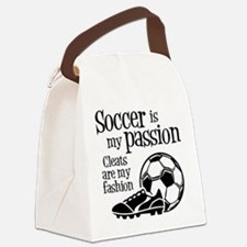 CLEATS Canvas Lunch Bag