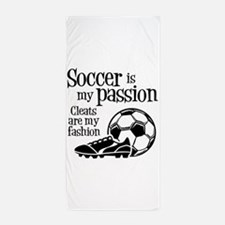 CLEATS Beach Towel