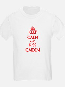 Keep Calm and Kiss Caiden T-Shirt