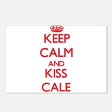 Keep Calm and Kiss Cale Postcards (Package of 8)