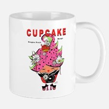 "Cupcake ""Dragon Fruit"" Mug"