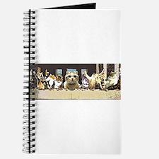 Cat Last Supper Journal