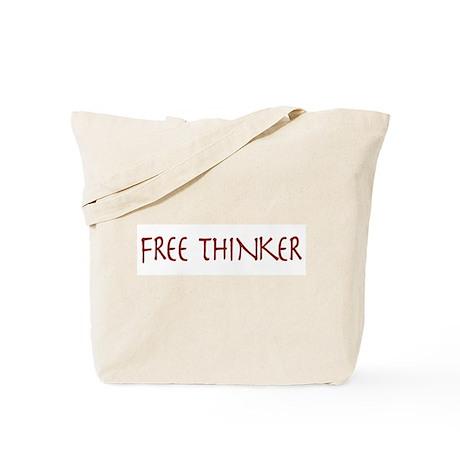Free Thinker Tote Bag