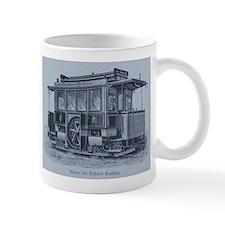 Vintage Trolley Mugs