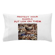 BAGELS2 Pillow Case
