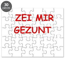 yiddish Puzzle