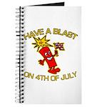 Happy Firecracker Journal
