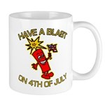 Happy Firecracker Mug