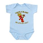 Happy Firecracker Infant Bodysuit