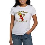 Happy Firecracker Women's T-Shirt