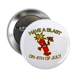 Happy Firecracker Button