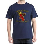 Happy Firecracker Dark T-Shirt